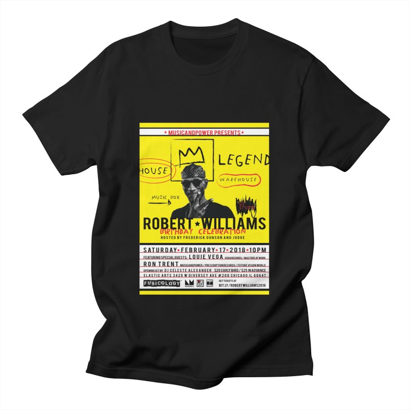 Robert Williams Birthday Celebration 2018 Women's T-Shirt by HiFi Brand