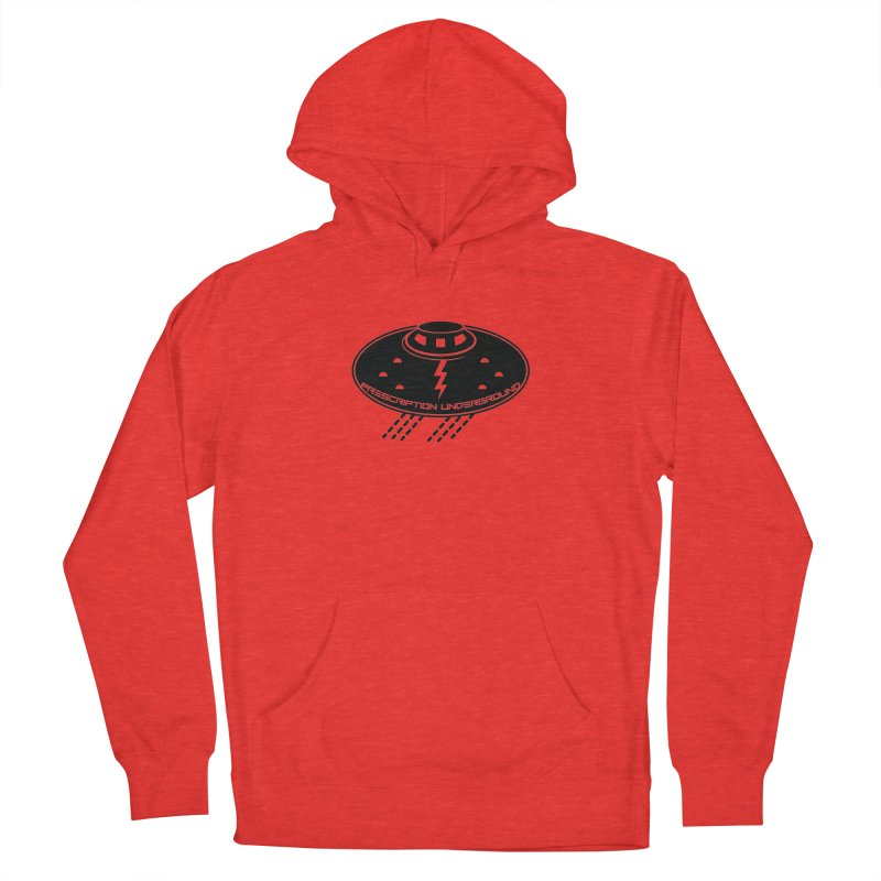 Prescription Underground Logo Men's Pullover Hoody by HiFi Brand