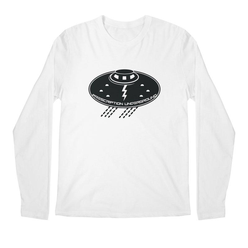 Prescription Underground Logo Men's Longsleeve T-Shirt by HiFi Brand