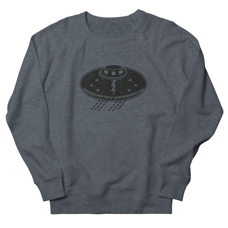 Prescription Underground Logo Women's French Terry Sweatshirt by HiFi Brand