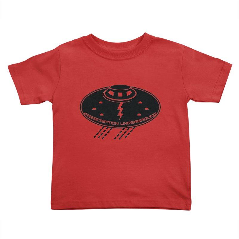 Prescription Underground Logo Kids Toddler T-Shirt by HiFi Brand