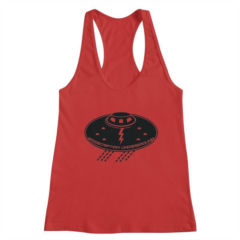 Prescription Underground Logo Women's Tank by HiFi Brand
