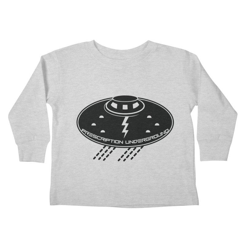 Prescription Underground Logo Kids Toddler Longsleeve T-Shirt by HiFi Brand