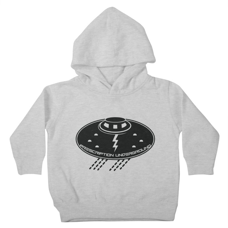 Prescription Underground Logo Kids Toddler Pullover Hoody by HiFi Brand