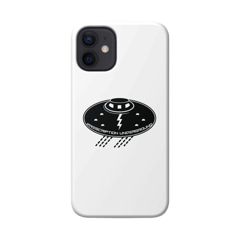 Prescription Underground Logo Accessories Phone Case by HiFi Brand
