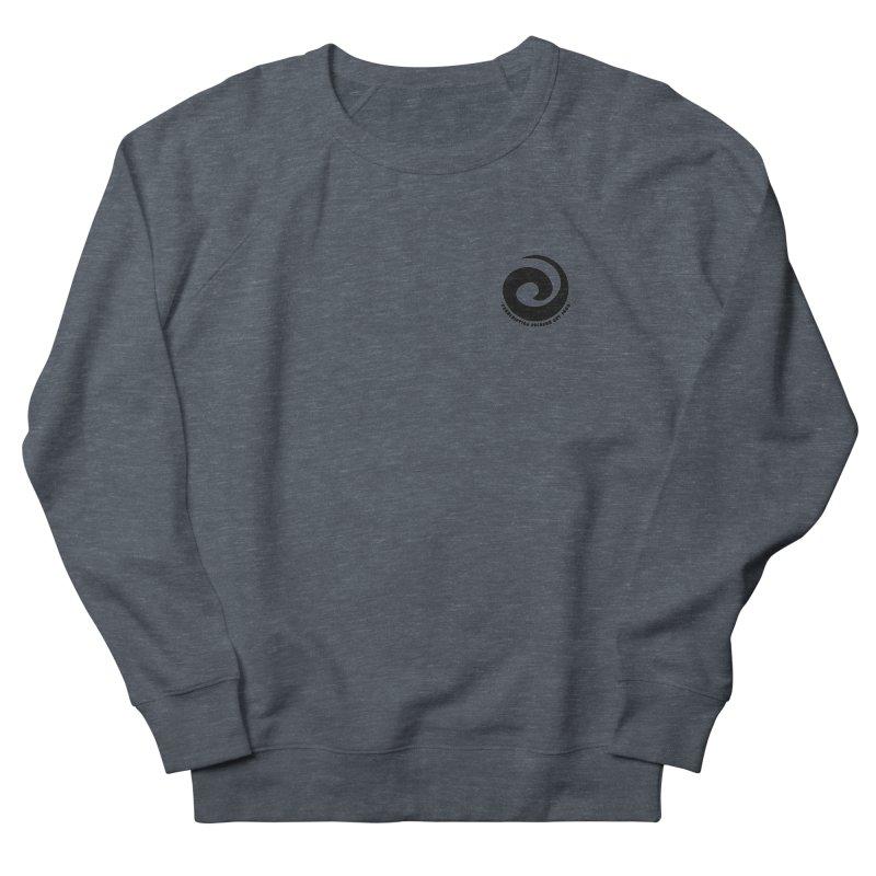 Prescription Records Small Logo (Black) Men's Sweatshirt by HiFi Brand