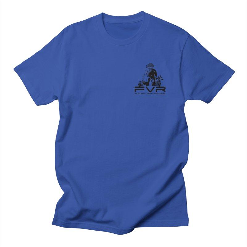 Future Vision Small Logo (Black) Women's T-Shirt by HiFi Brand