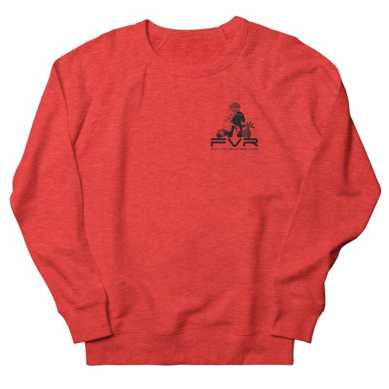 Future Vision Small Logo (Black) Women's Sweatshirt by HiFi Brand