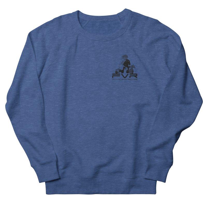 Future Vision Small Logo (Black) Men's Sweatshirt by HiFi Brand