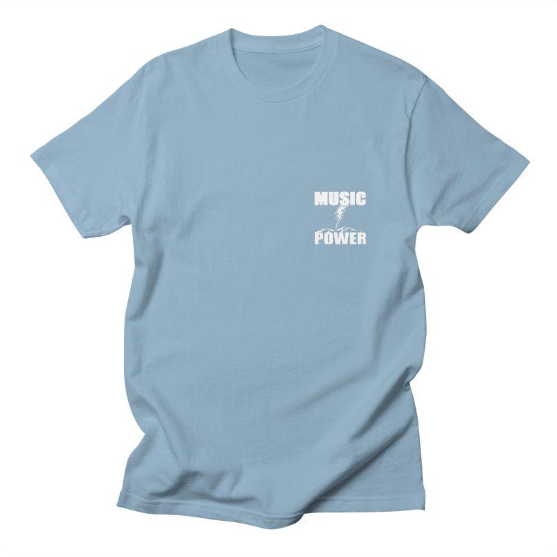 MAP Small Logo (White) Women's T-Shirt by HiFi Brand