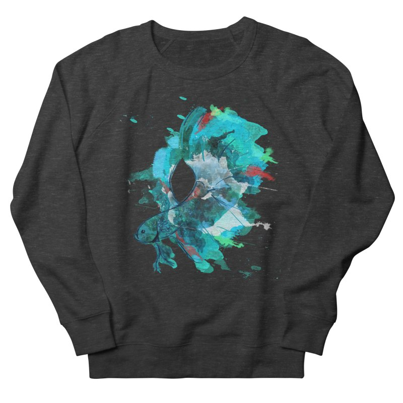 Mr. Betta Women's Sweatshirt by The Hidden Squid
