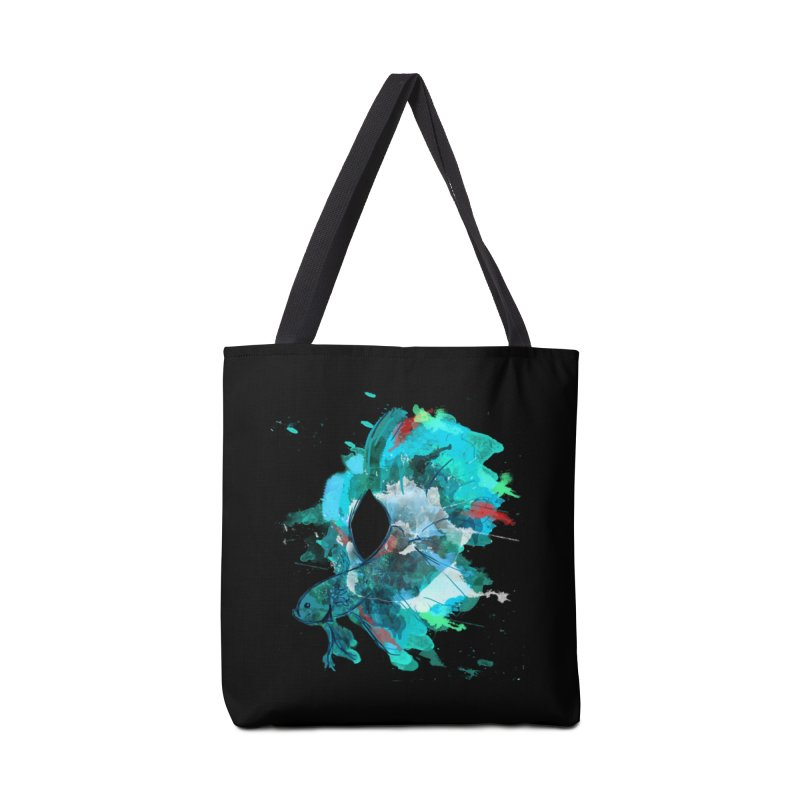 Mr. Betta Accessories Bag by The Hidden Squid