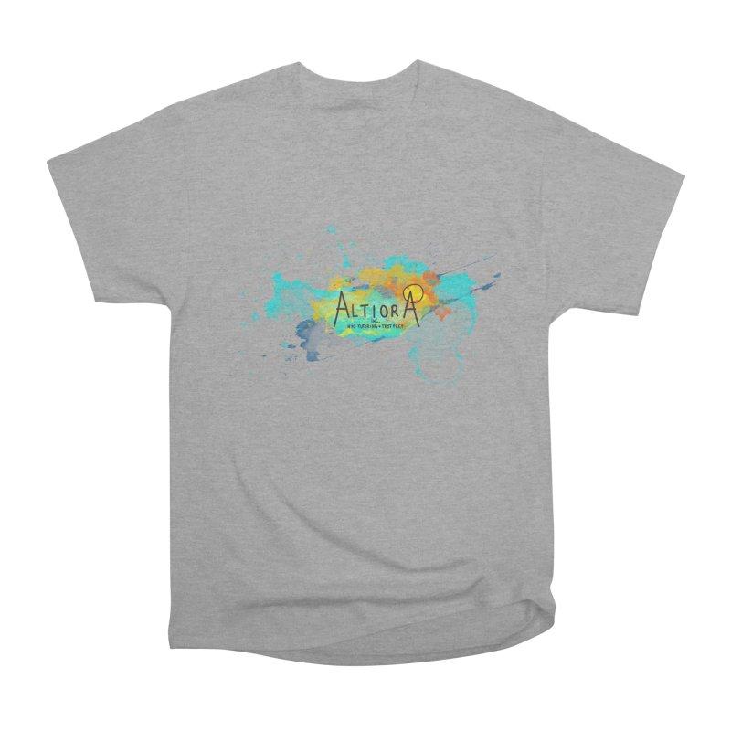 Altiora Inc. Women's Classic Unisex T-Shirt by The Hidden Squid