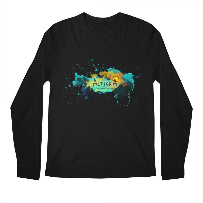 Altiora Inc. Men's Longsleeve T-Shirt by The Hidden Squid