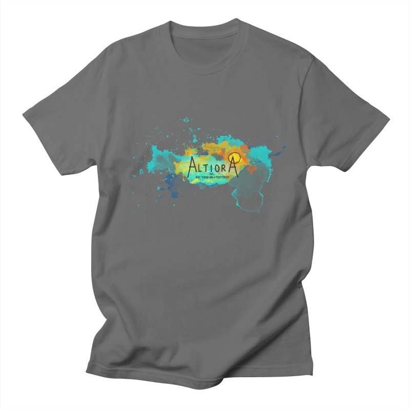 Altiora Inc. Men's T-Shirt by The Hidden Squid