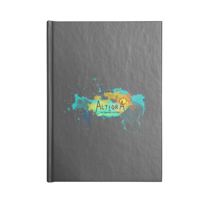 Altiora Inc. Accessories Notebook by The Hidden Squid