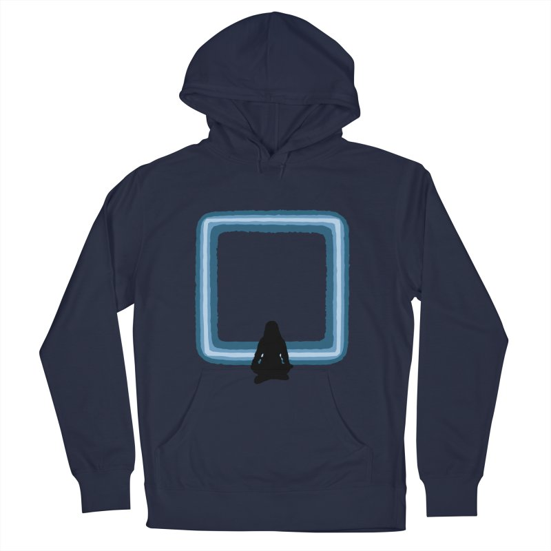 Saline Men's Pullover Hoody by The Hidden Squid