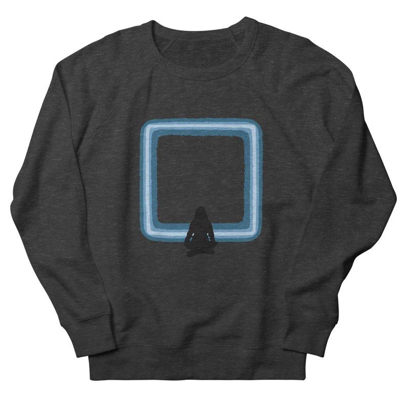 Saline Men's French Terry Sweatshirt by The Hidden Squid