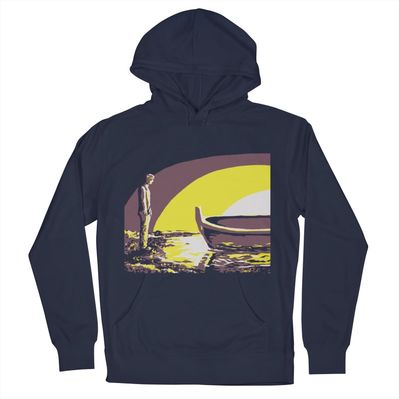 River Styx Women's French Terry Pullover Hoody by The Hidden Squid
