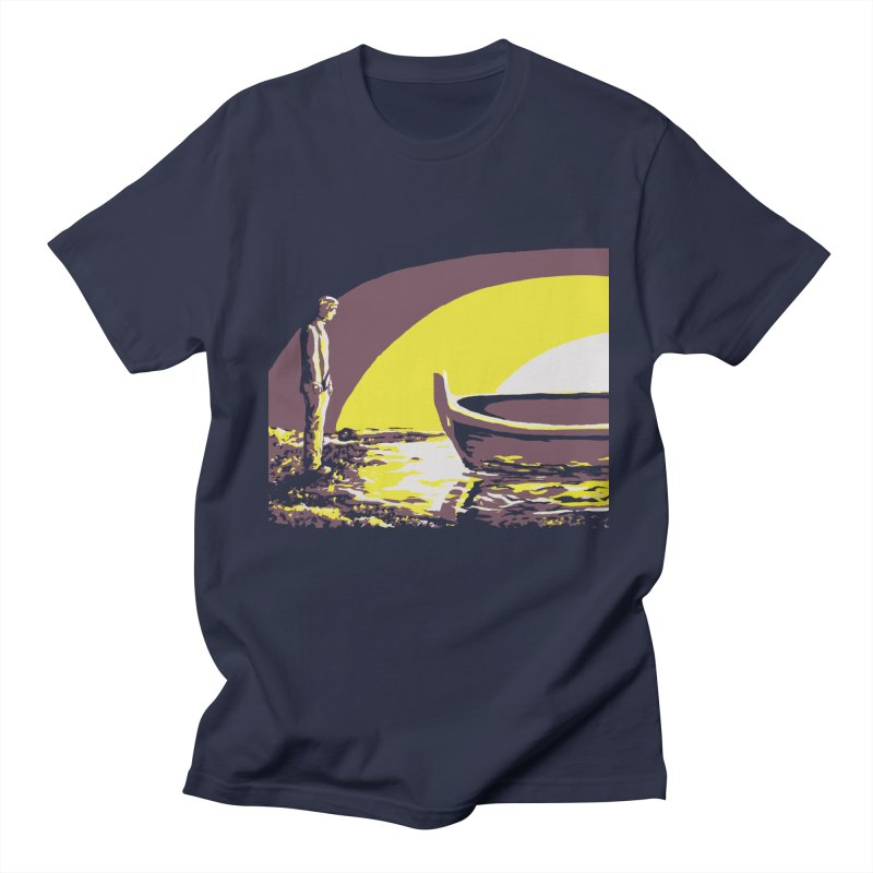 River Styx Men's T-Shirt by The Hidden Squid