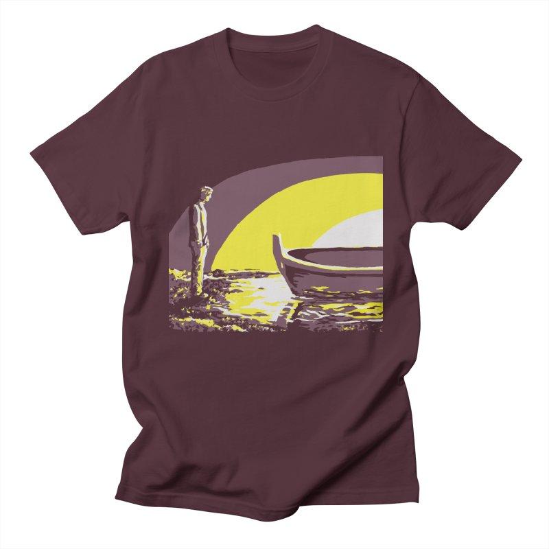 River Styx Men's T-Shirt by The Hidden Squid