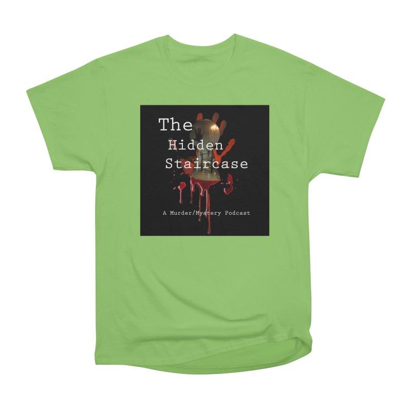 Bloody Logo Men's T-Shirt by The Hidden Staircase's Artist Shop