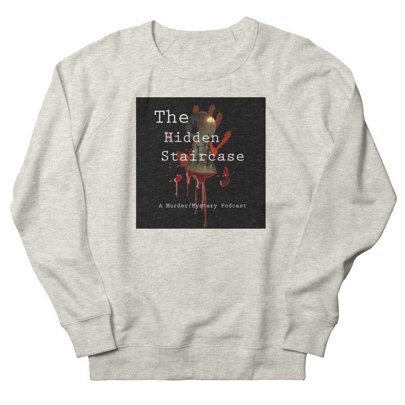 Bloody Logo Men's Sweatshirt by The Hidden Staircase's Artist Shop