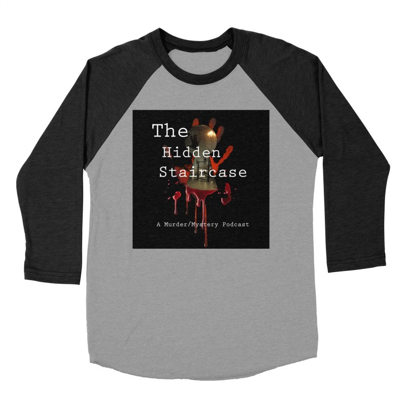 Bloody Logo Men's Longsleeve T-Shirt by The Hidden Staircase's Artist Shop
