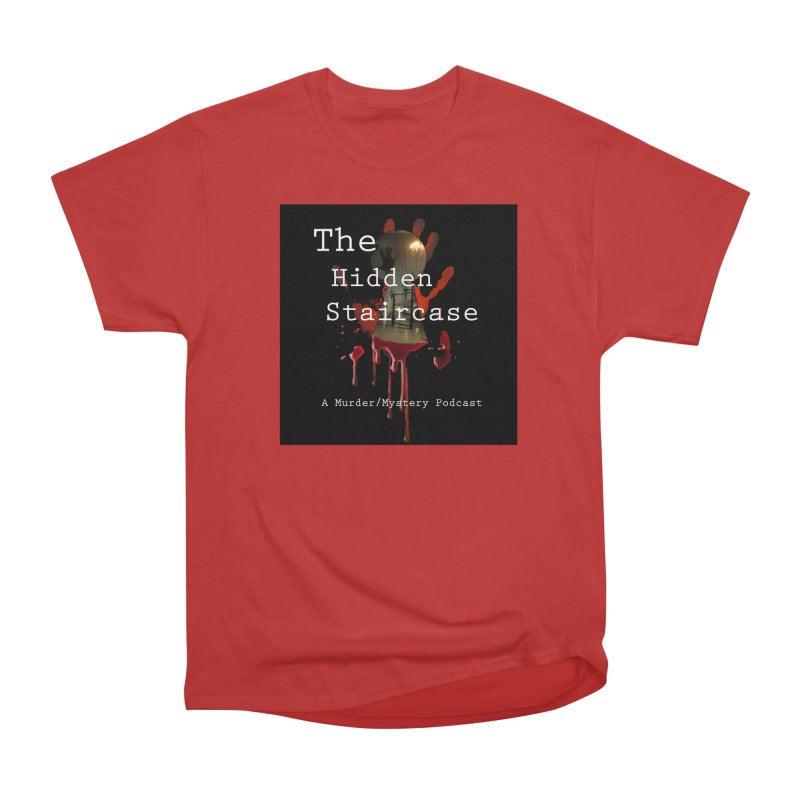 Bloody Logo Men's T-Shirt by The Hidden Staircase's Artist Shop