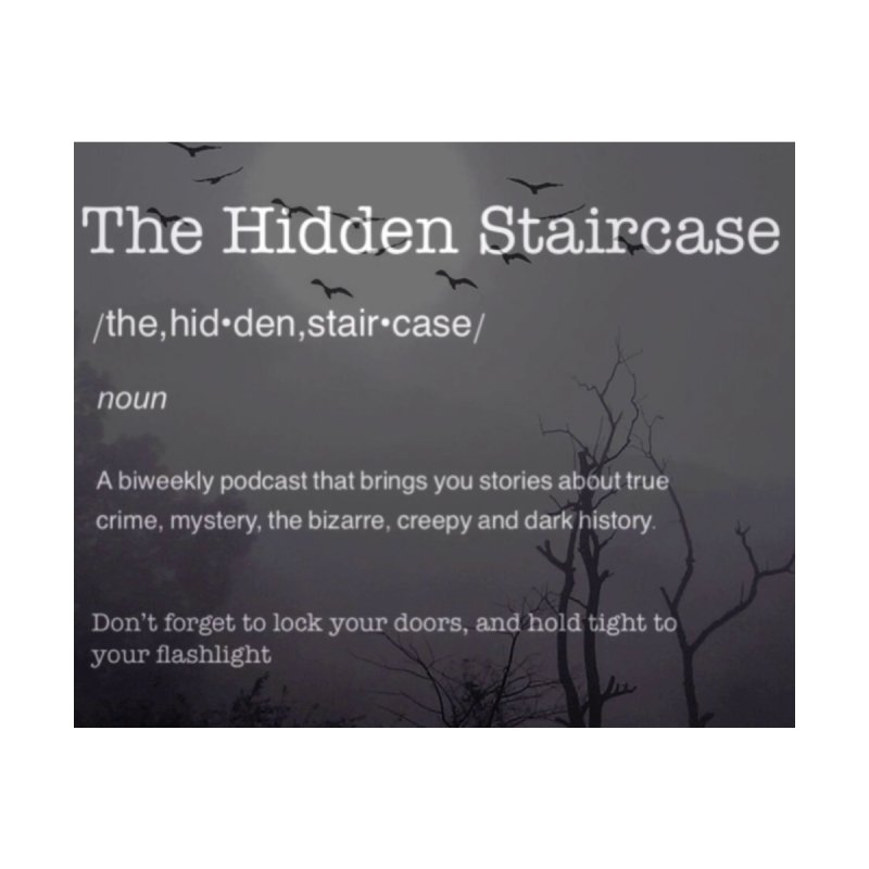 Hidden Staircase Definition Men's T-Shirt by The Hidden Staircase's Artist Shop