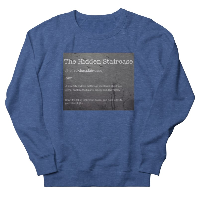 Hidden Staircase Definition Men's Sweatshirt by The Hidden Staircase's Artist Shop