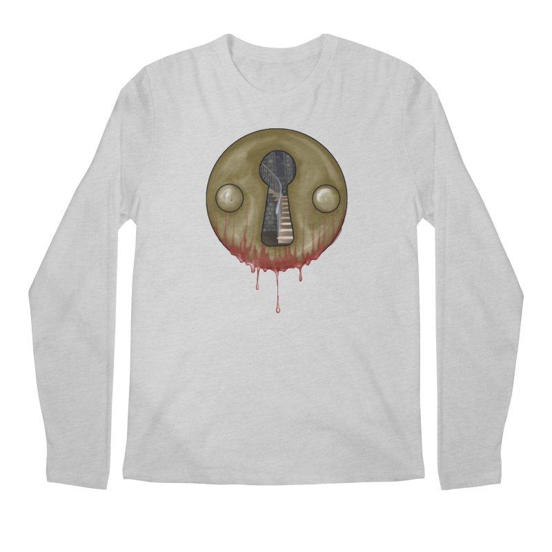 Hidden Lock Men's Longsleeve T-Shirt by The Hidden Staircase's Artist Shop