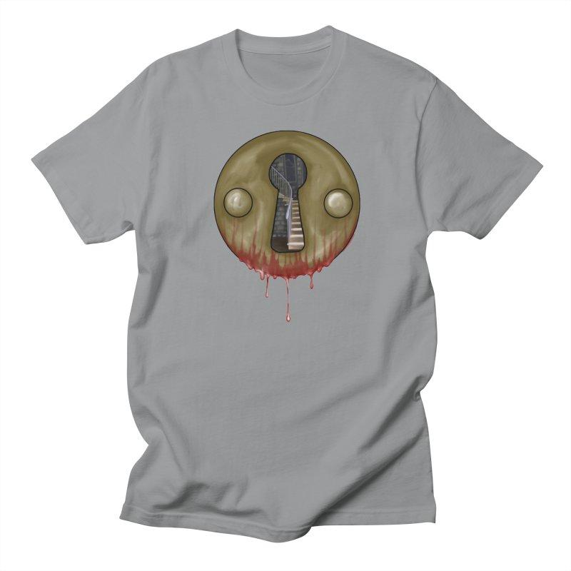 Hidden Lock Men's Regular T-Shirt by The Hidden Staircase's Artist Shop