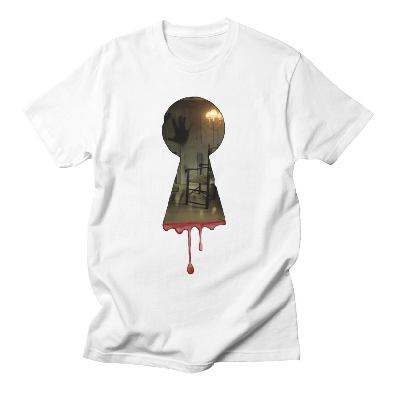 Keyhole Men's T-Shirt by The Hidden Staircase's Artist Shop