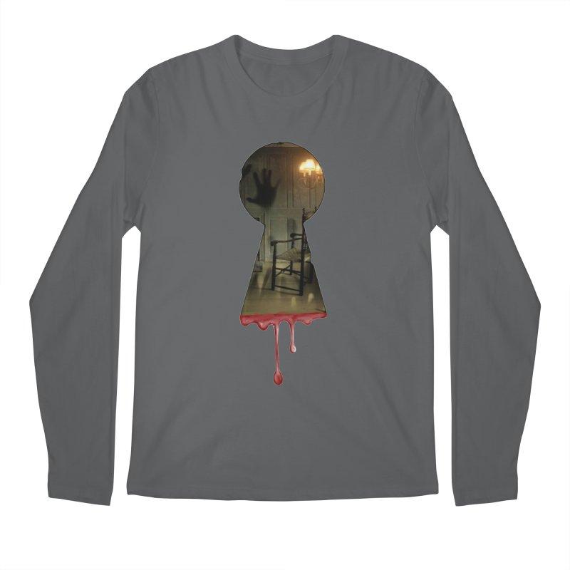 Keyhole Men's Regular Longsleeve T-Shirt by The Hidden Staircase's Artist Shop