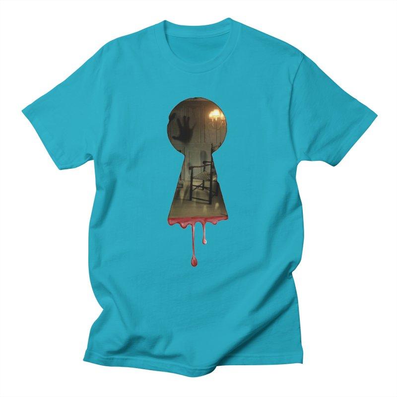 Keyhole Men's Regular T-Shirt by The Hidden Staircase's Artist Shop