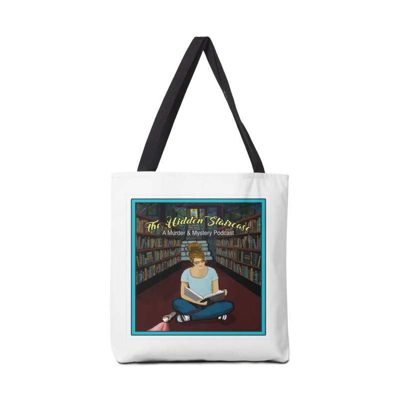 Reading Logo Accessories Bag by The Hidden Staircase's Artist Shop