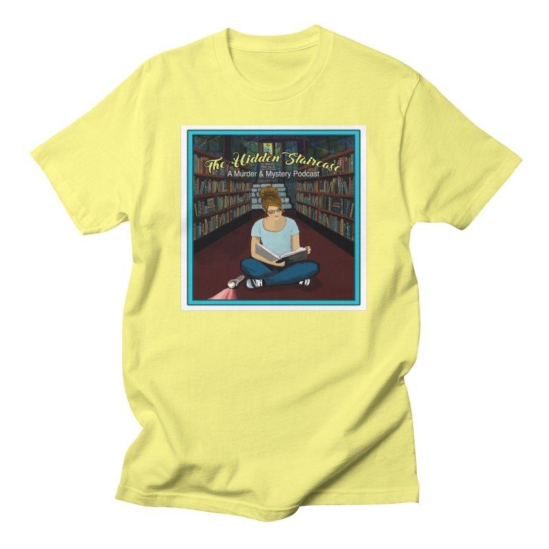 Reading Logo Men's T-Shirt by The Hidden Staircase's Artist Shop