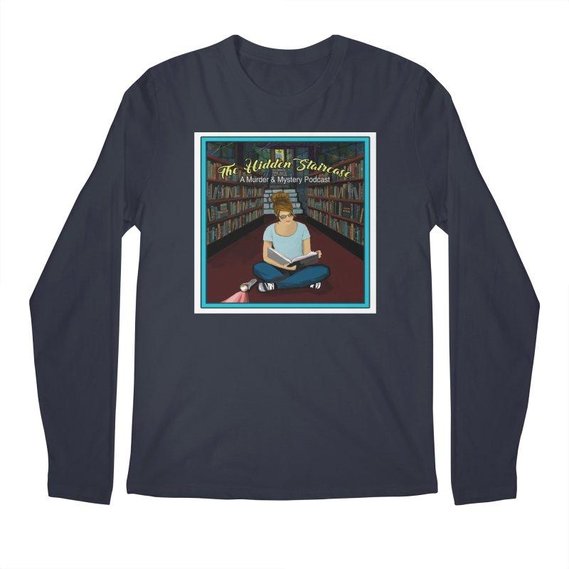Reading Logo Men's Longsleeve T-Shirt by The Hidden Staircase's Artist Shop