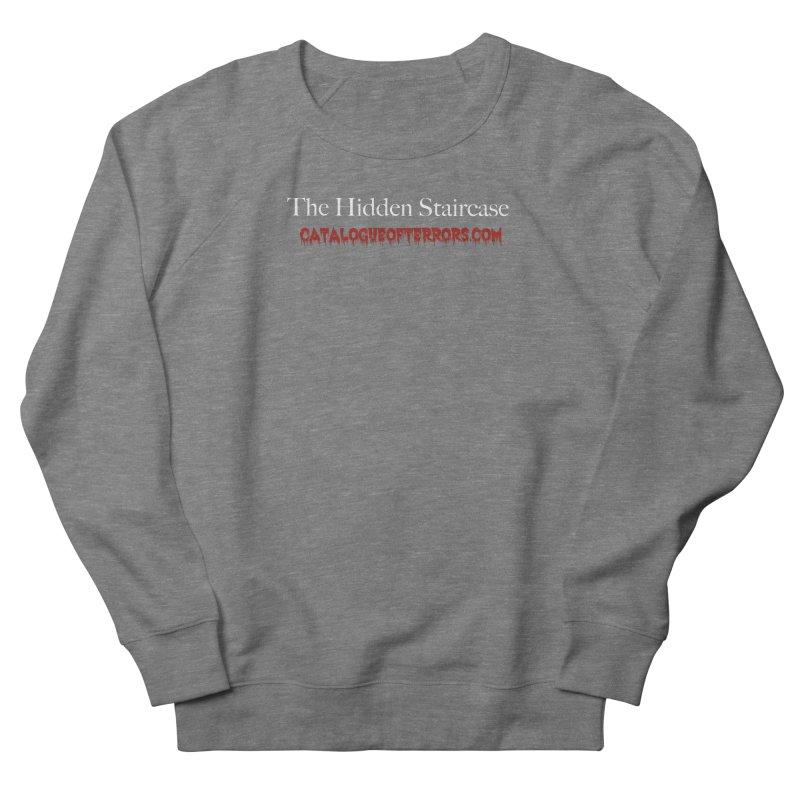 Catalogue of Terrors Website Men's Sweatshirt by The Hidden Staircase's Artist Shop