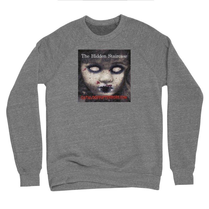 Catalogue of Terrors Artwork Men's Sweatshirt by The Hidden Staircase's Artist Shop