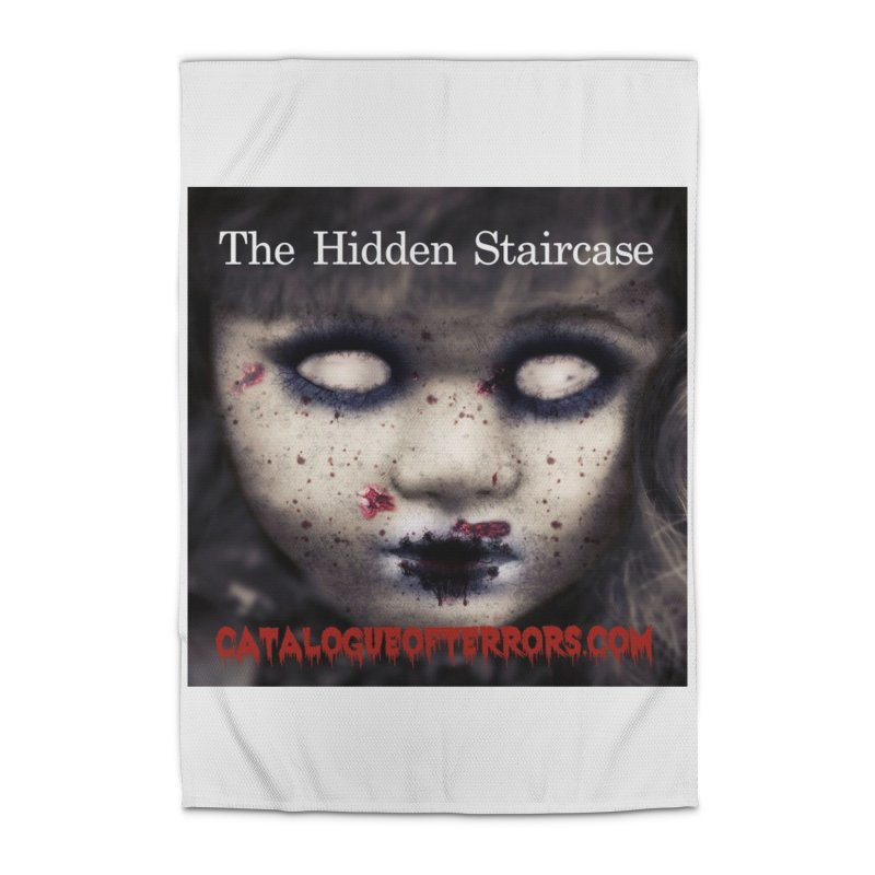 Catalogue of Terrors Artwork Home Rug by The Hidden Staircase's Artist Shop