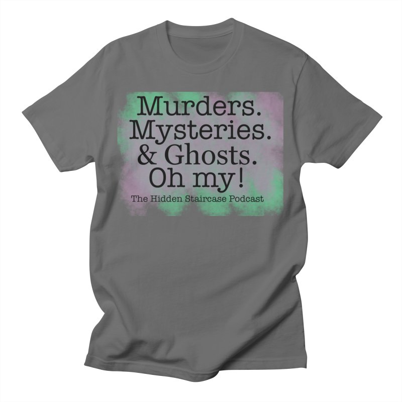 Oh my! Men's T-Shirt by The Hidden Staircase's Artist Shop