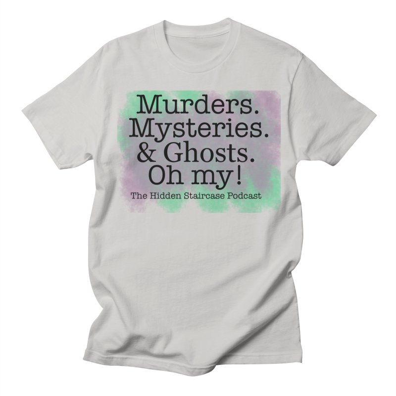 Oh my! Men's Regular T-Shirt by The Hidden Staircase's Artist Shop