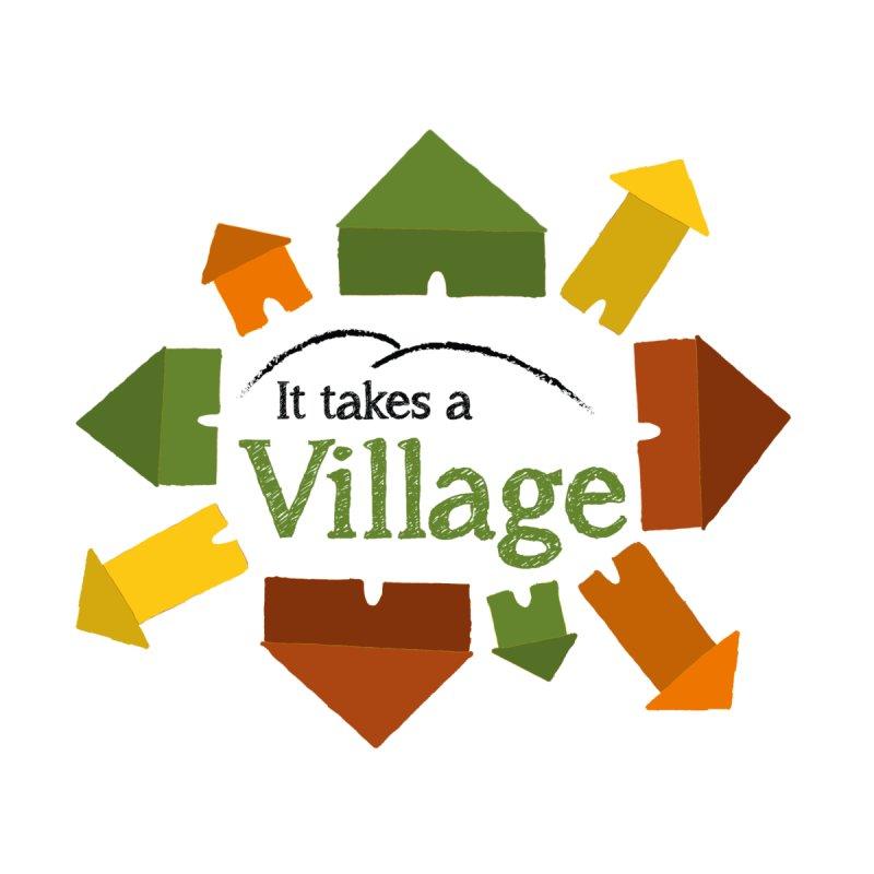 Village Logo by It Takes a Village's Shop