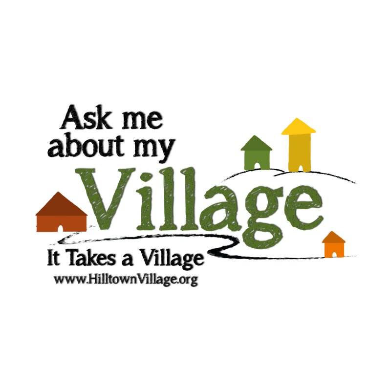 Ask me about my Village Men's T-Shirt by It Takes a Village's Shop