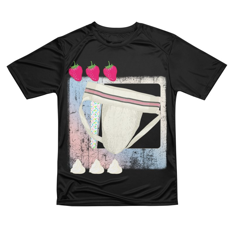 Jock breakfast Women's T-Shirt by Hoarse's Artist Shop