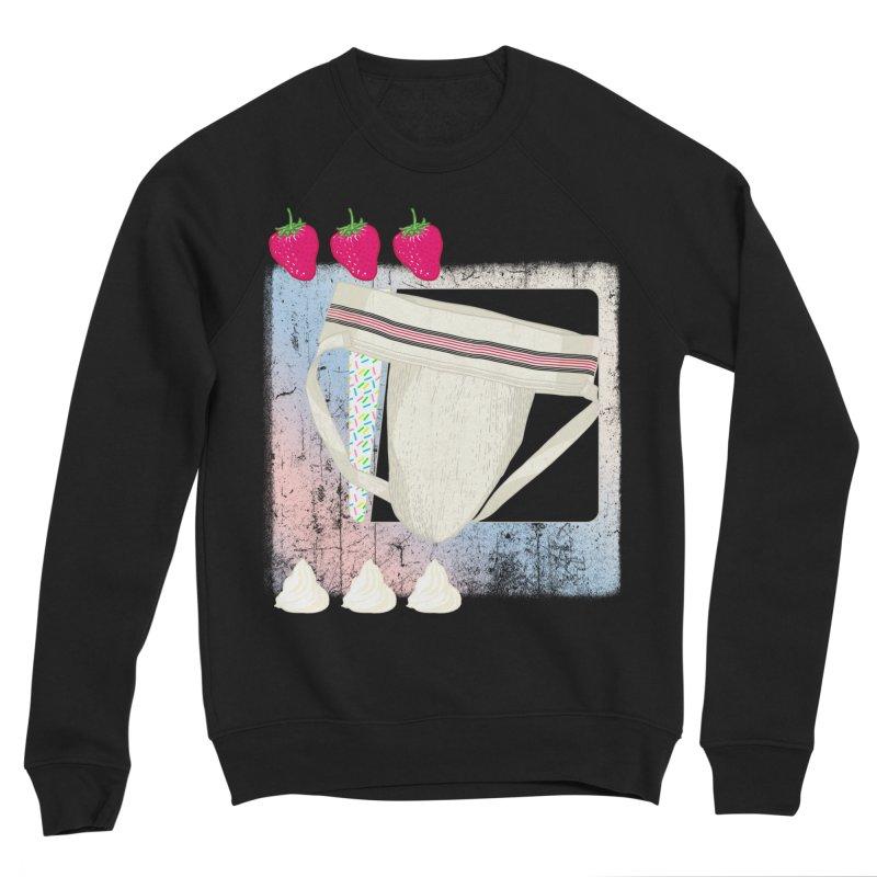 Jock breakfast Women's Sweatshirt by Hoarse's Artist Shop