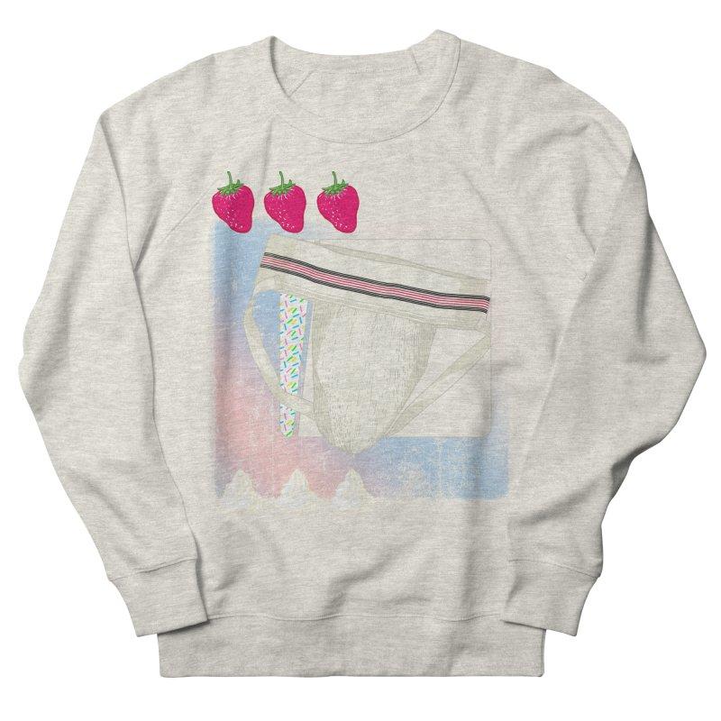 Jock breakfast Men's Sweatshirt by Hoarse's Artist Shop