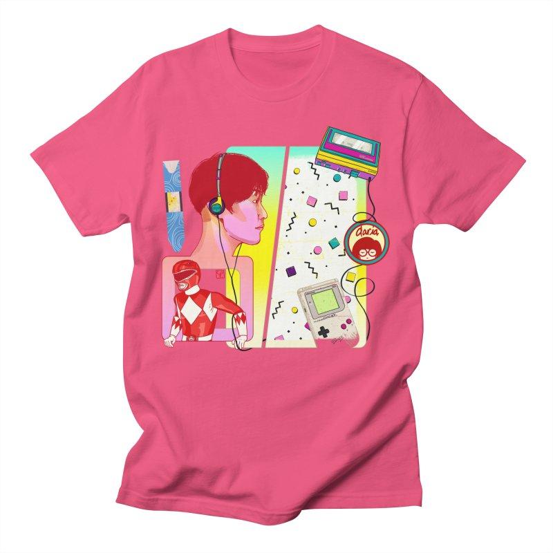 Retro Men's T-Shirt by Hoarse's Artist Shop